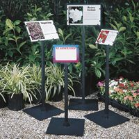 Picture for category Plastic Sign Holder Stake/Base Combos